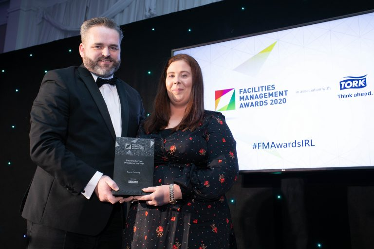 Ryans Cleaning Win Prestigious National Award for the Second Year in a Row!